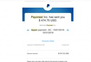 appen-payment-proof