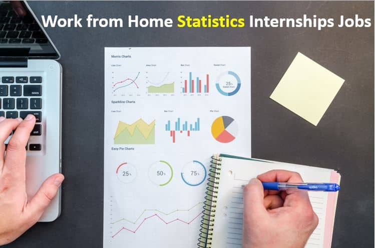 Work From Home Statistics Internships Jobs